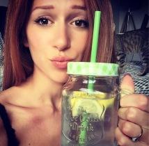 citron eau detox